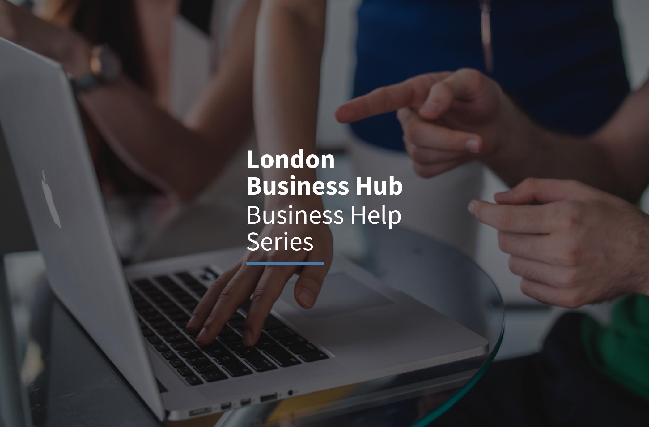 Business Help Series