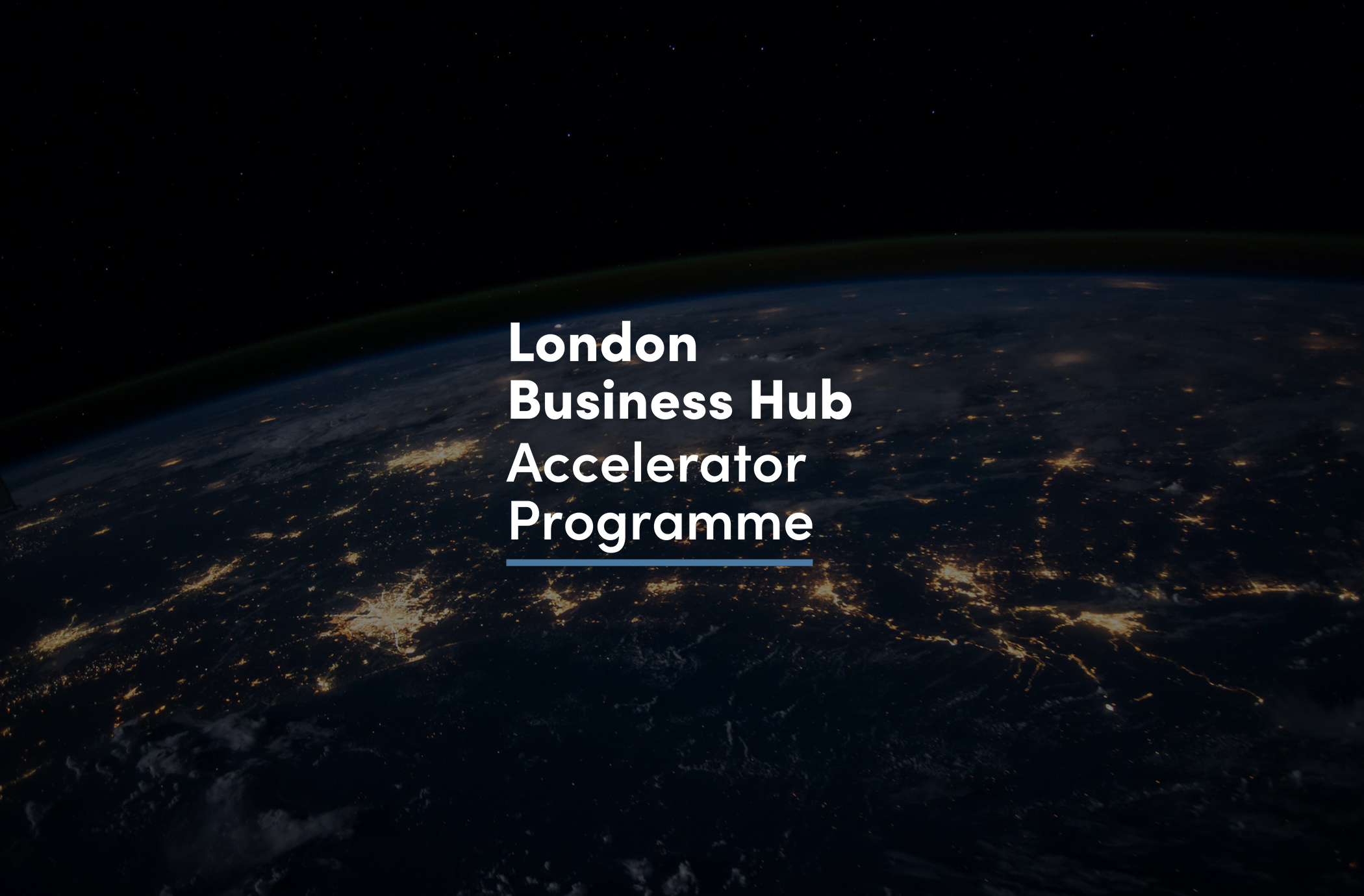London Business Accelerator