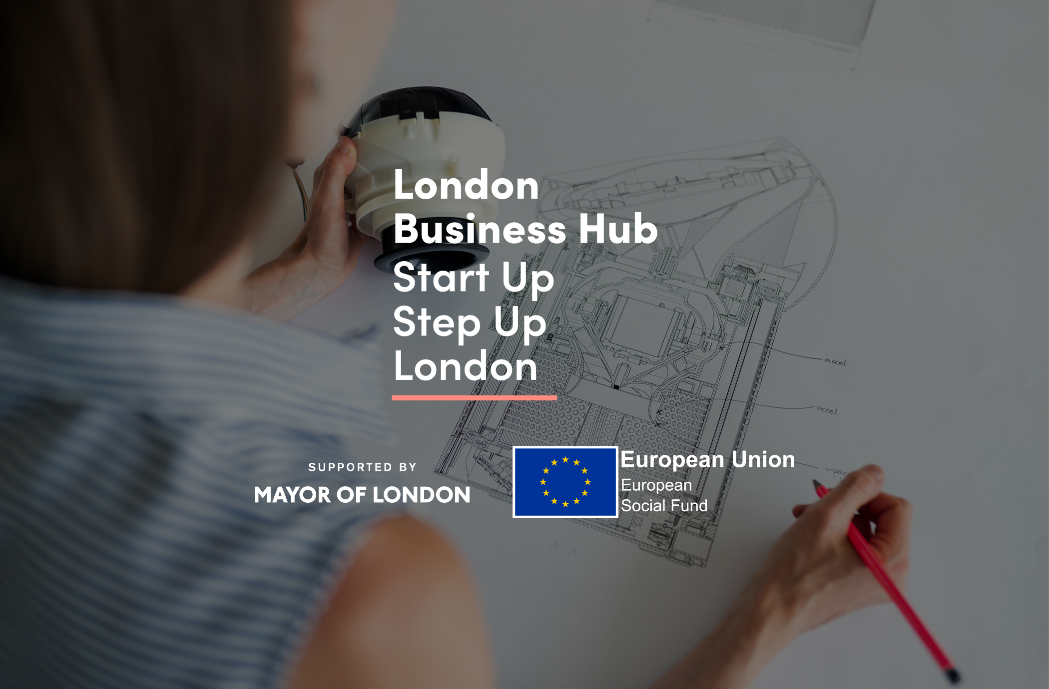 Start Up Step Up London