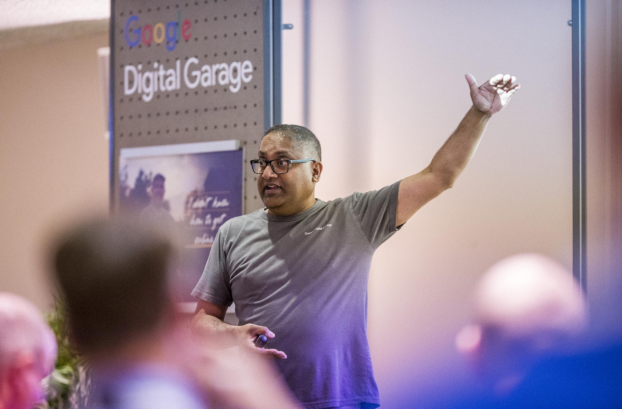 Digital Marketing Strategy with Google Digital Garage