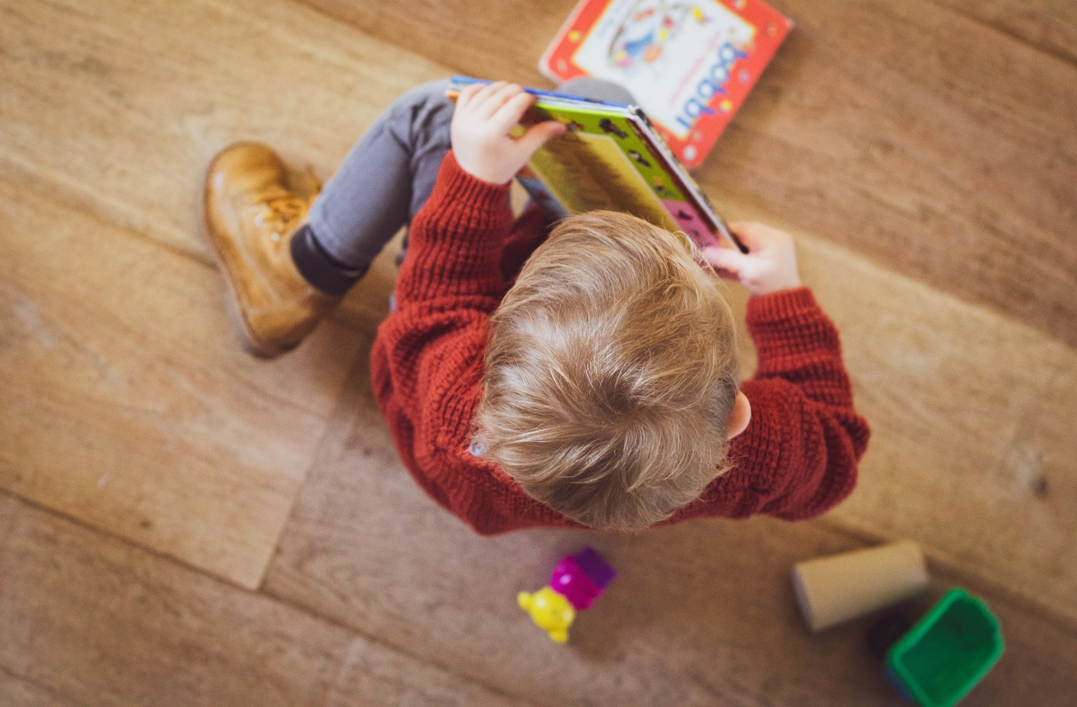 Bespoke and Up-to-date Training for Early Years Practitioners