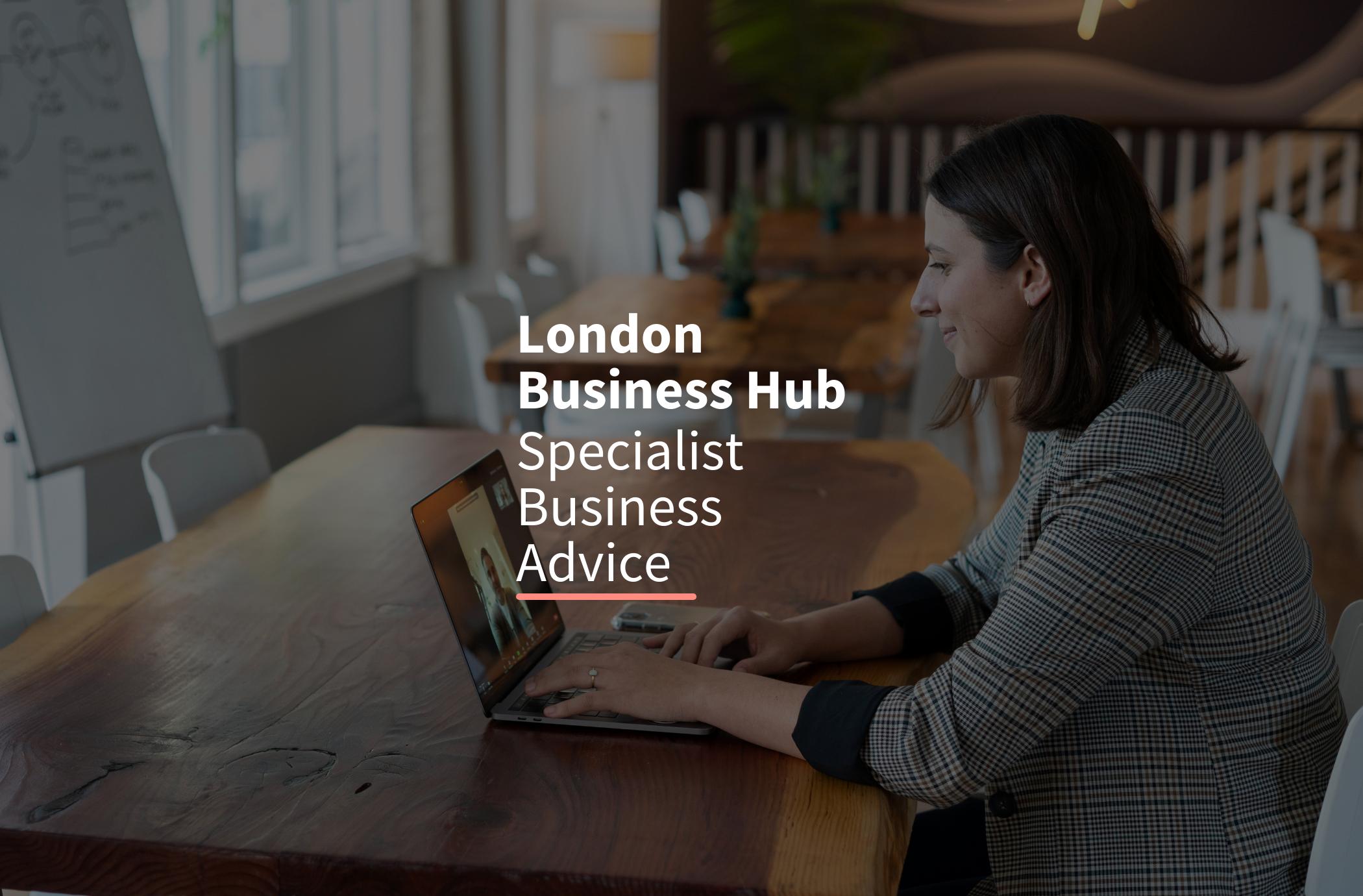 Specialist Business Advice
