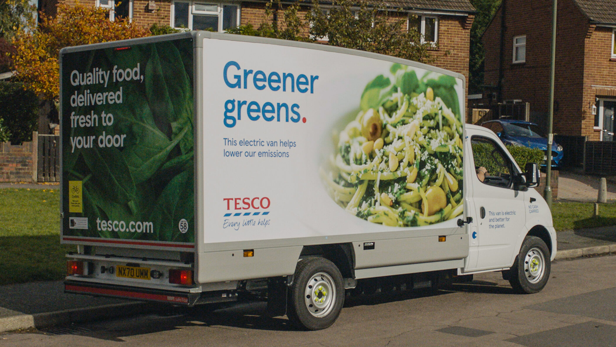 Business Climate Guidance Case Study: Tesco