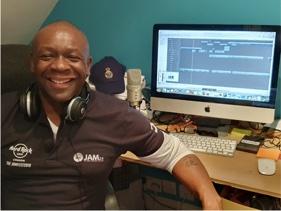 Wesley Thompson, Director of Jam24Global.