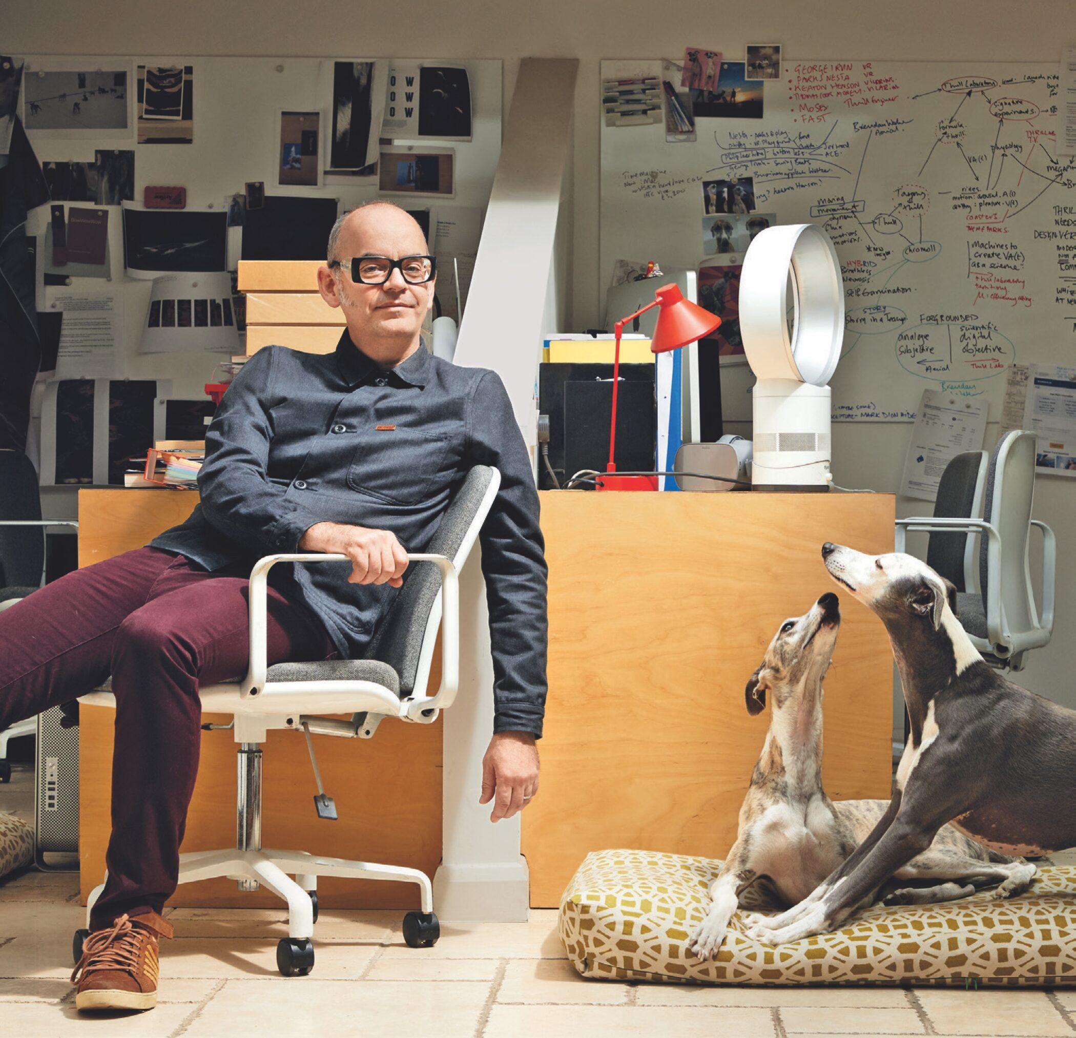 Brendan Walker, Founder Director at Studio Go Go.